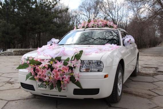 Аренда автомобилей на торжества
