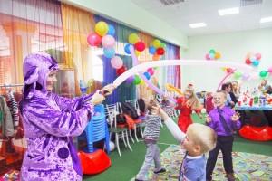 Детский праздник должен быть веселым и интересным