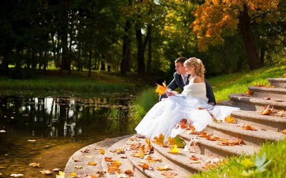 Свадебные фотографии - основная часть доходов фотографа