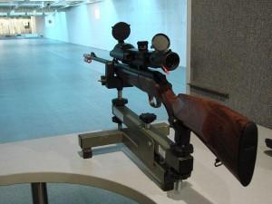 Современная  винтовка для тира