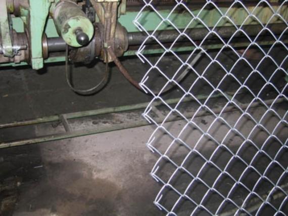 Плетение сетки