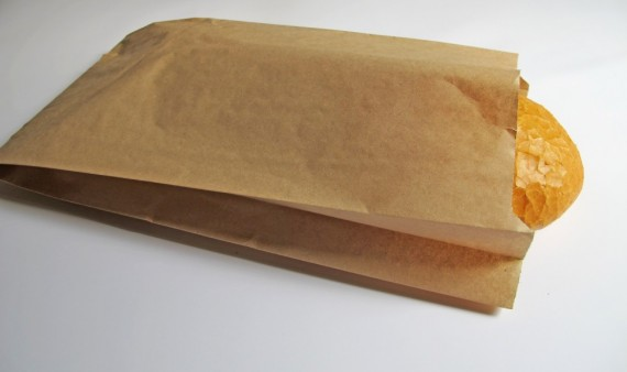 Упаковка - бумажный пакет