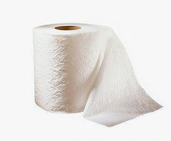 Рельефная туалетная бумага