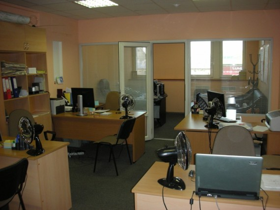 Офис кадрового агентства