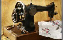 Пример домашней вышивки