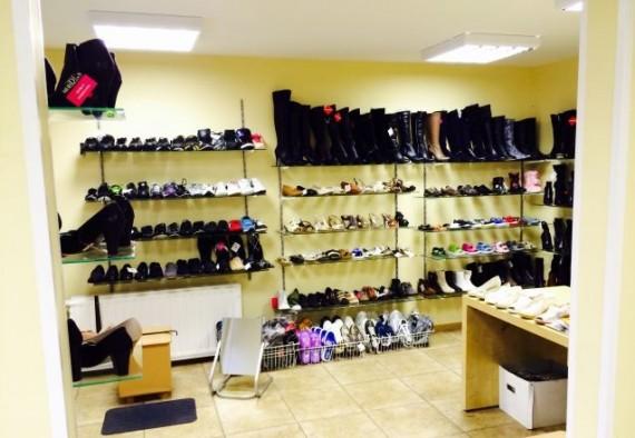 Готовый бизнес - магазин обуви