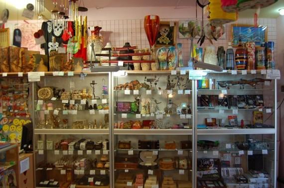 Магазин приколов как вариант семейного бизнеса