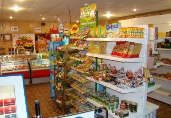 Готовый бизнес - продуктовый магазин