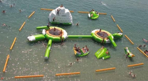 Детский водный парк