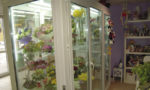 Небольшой цветочный магазин