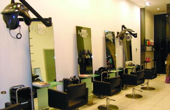 помещение салона красоты