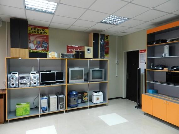 комиссионный магазин техники