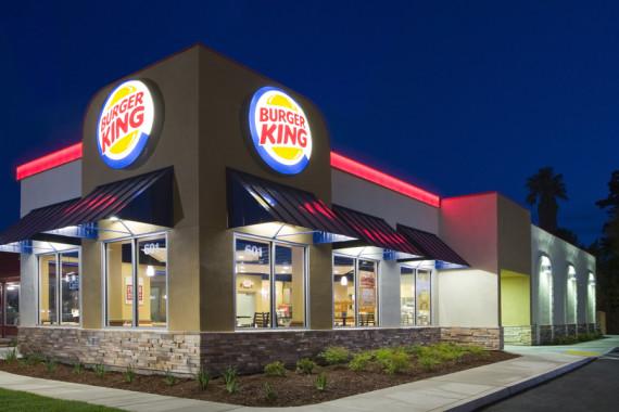 Ресторан Бургер Кинг в Америке