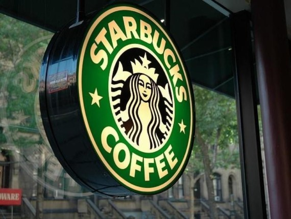 Логотип компании Старбакс