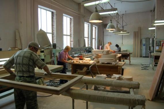 цехдля производства мебели