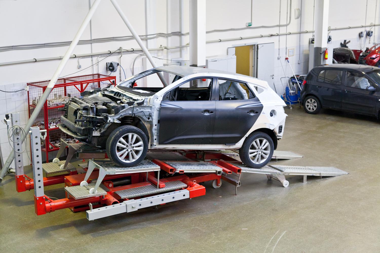 Идея бизнеса – ремонт кузовов автомобилей