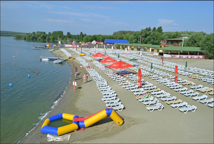 Бизнес-идея: открываем собственный пляж!