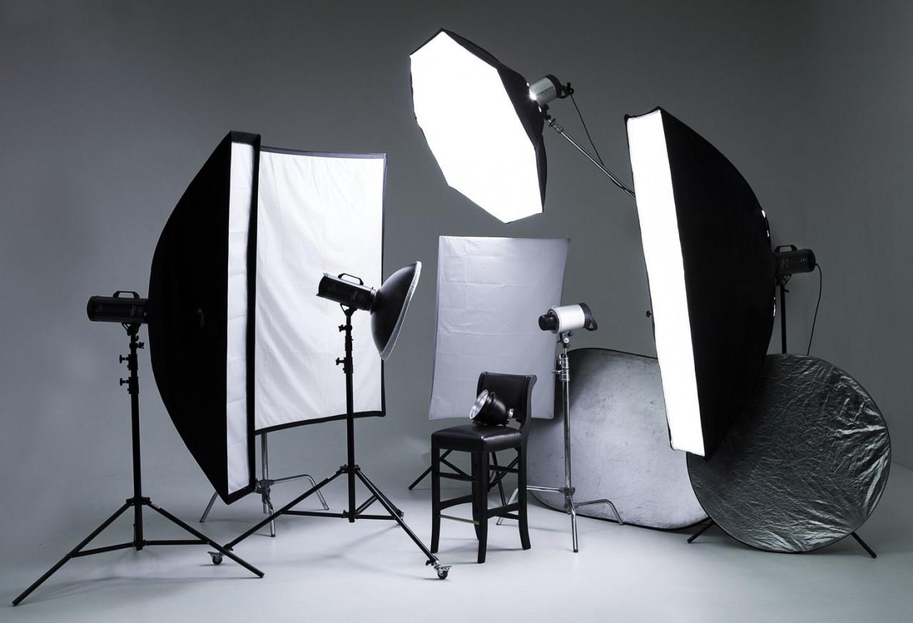 Идея бизнеса — профессиональная фотостудия