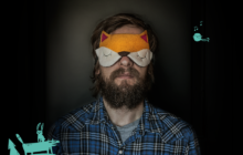 Идея бизнеса — умные маски для сна