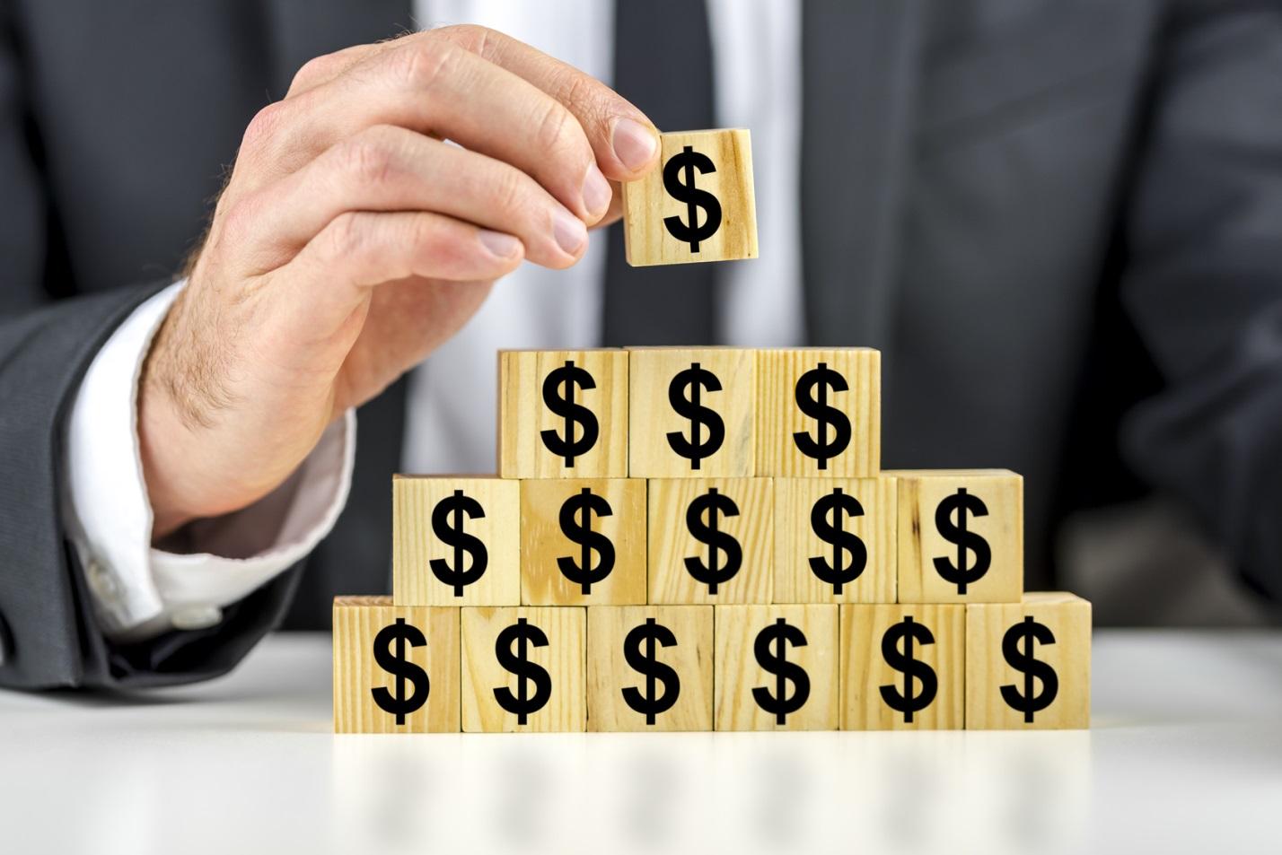 Что такое финансовая пирамида