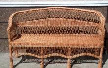 Плетеная мебель – свежая идея производства мебели своими руками