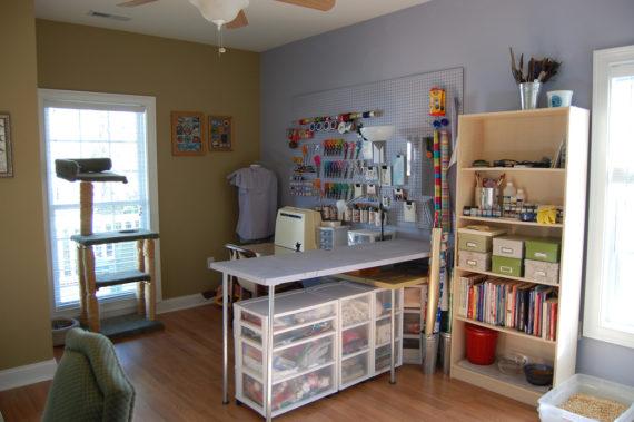 Швейная мастерская дома