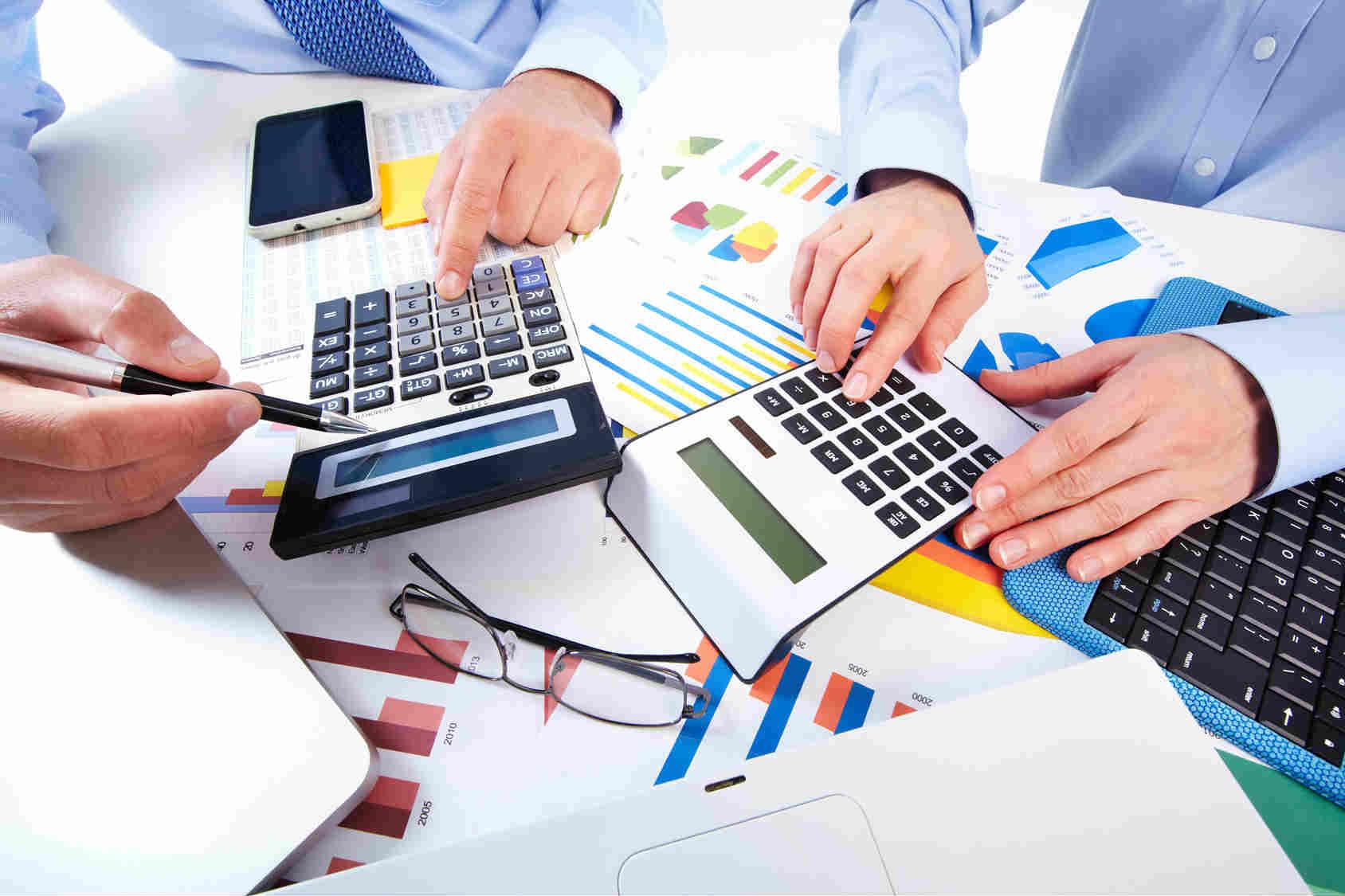 финансовые расчёты