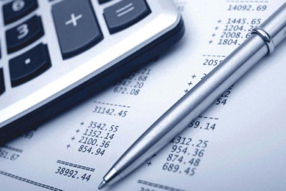 Подсчёт налога