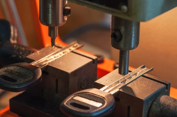 Производство ключей