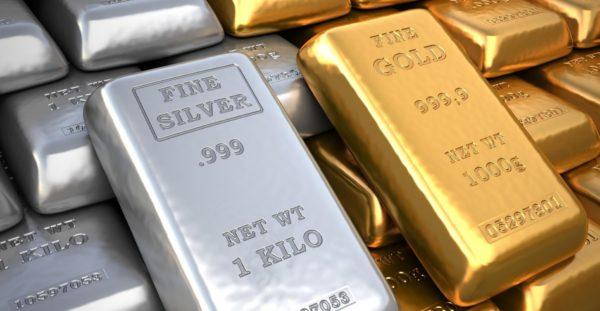 Золото и серебро - металлы с давней историей
