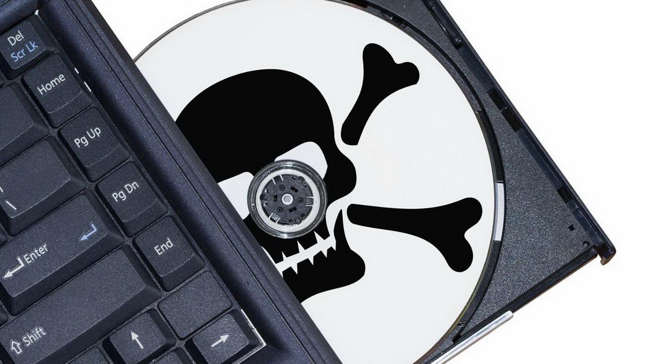 пиратское ПО на компьютер