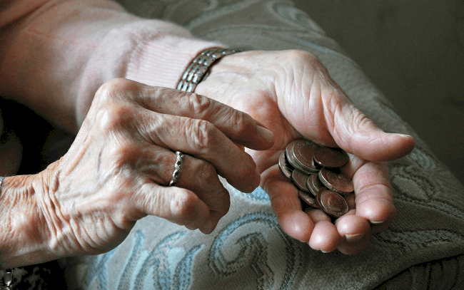 Повышение Пенсии По Старости