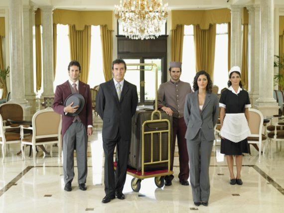 предоставление гостиничного сервиса