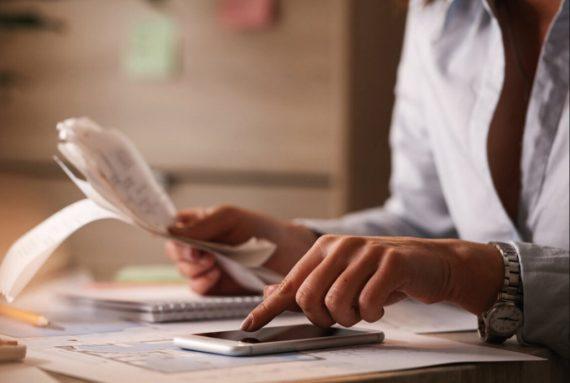 расчет налога для самозанятых